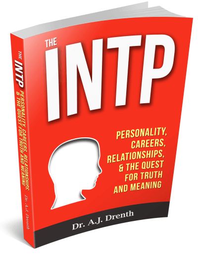 INTP Book: Personality, Careers, Relationships & the Quest