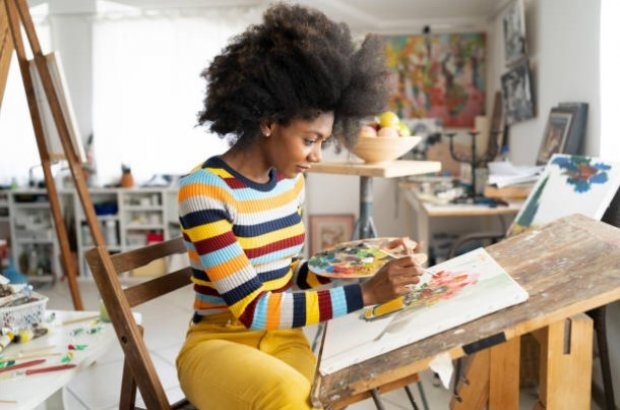 Artistic Career Painter