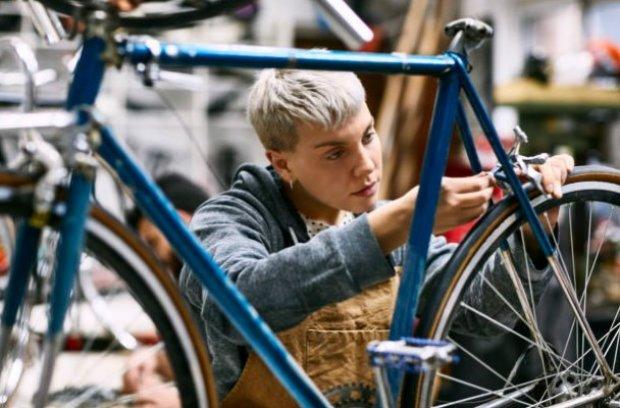 Realistic Career Bike Repair
