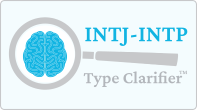 INTJ-INTP Type Clarifier Image